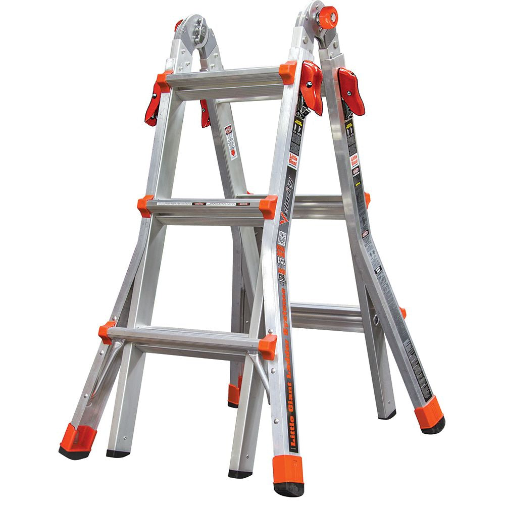 Velocity Model 13 Aluminum Articulating Ladder - Type IA