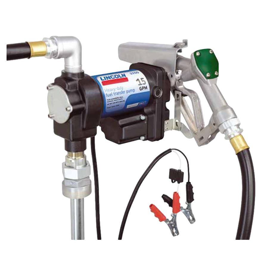 Fuel Transfer Pump - 1550