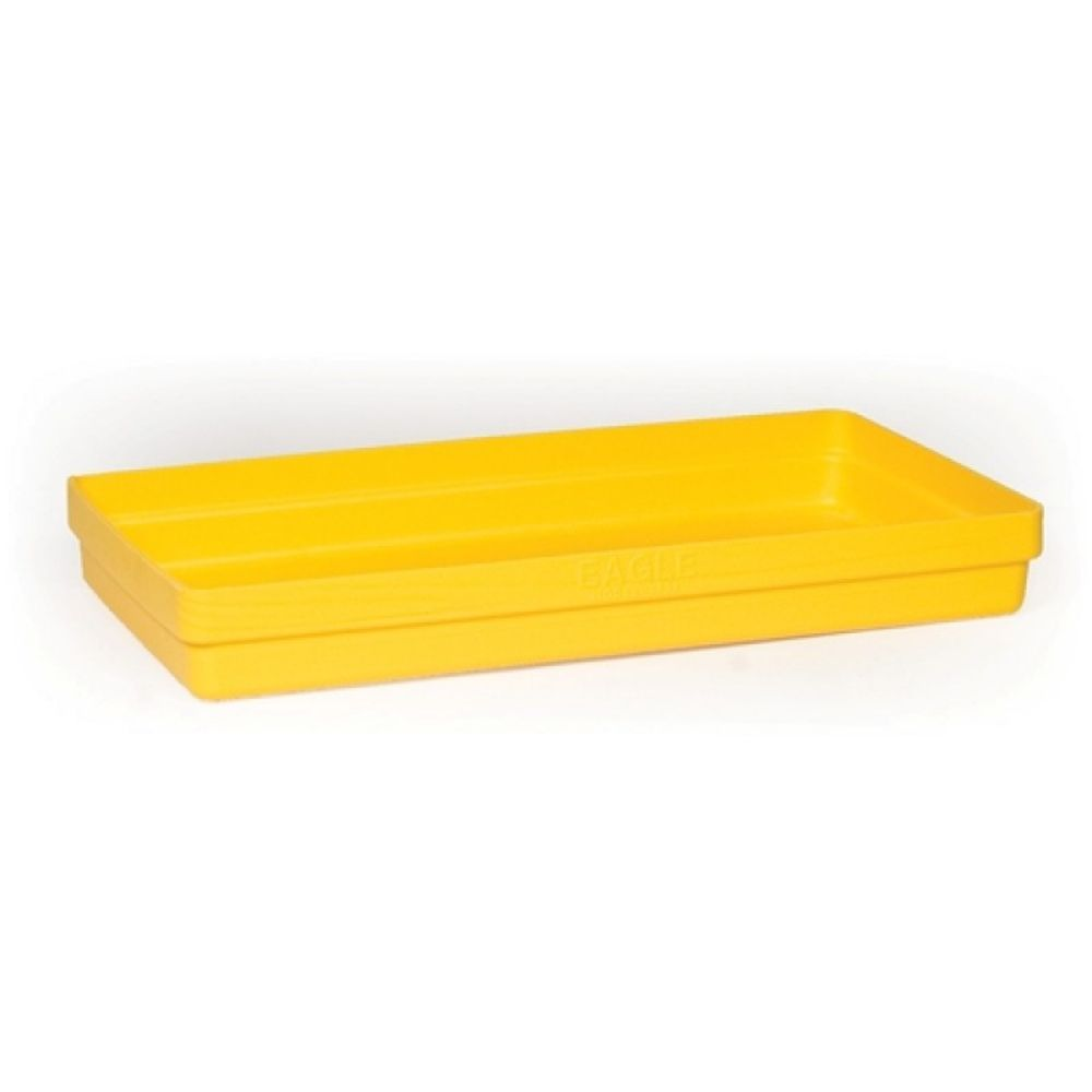 2 Drum Budget Basin Yellow