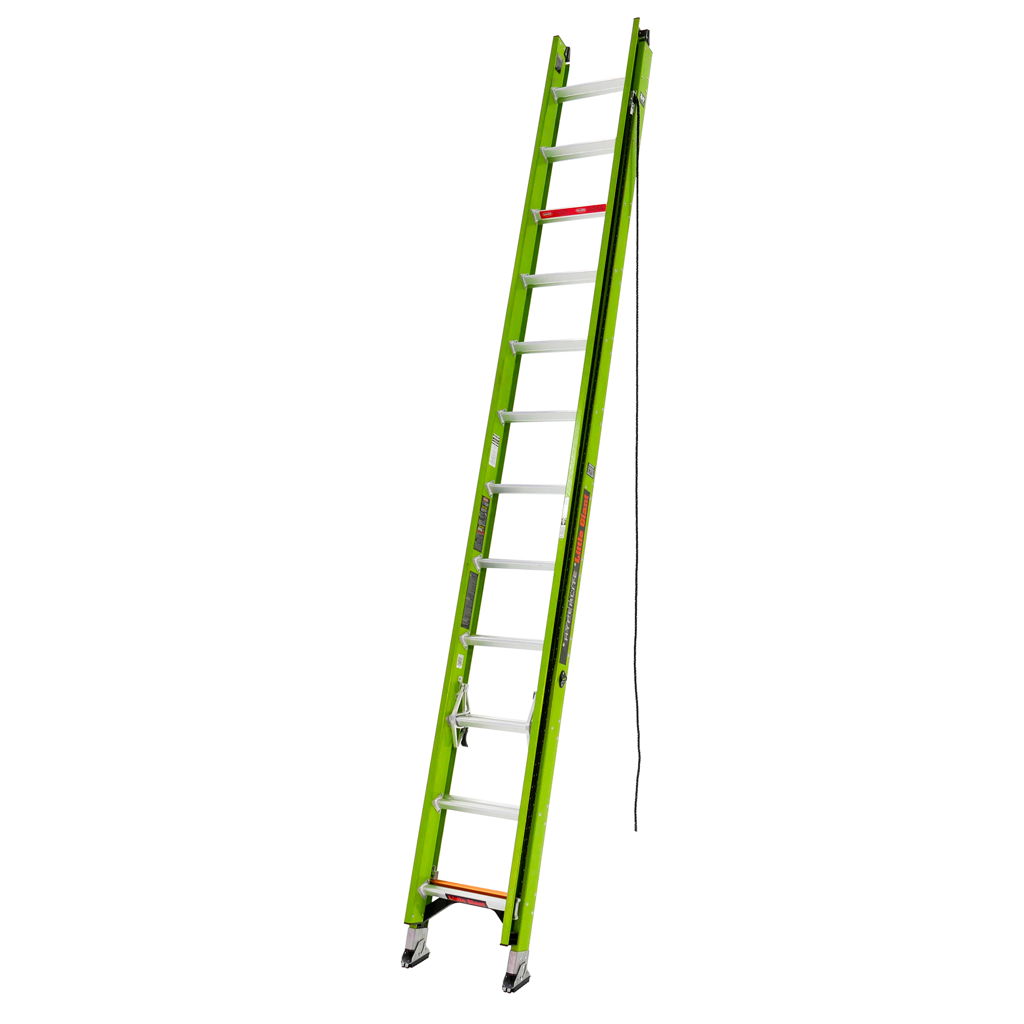 24 Ft. HyperLite Fiberglass Extension Ladder - Type IAA