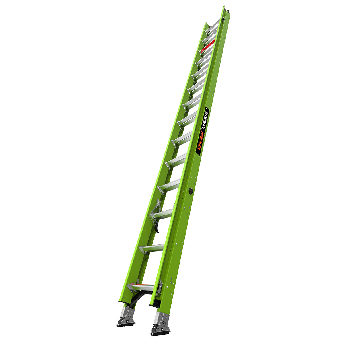 28 Ft. HyperLite Fiberglass Extension Ladder - Type IAA