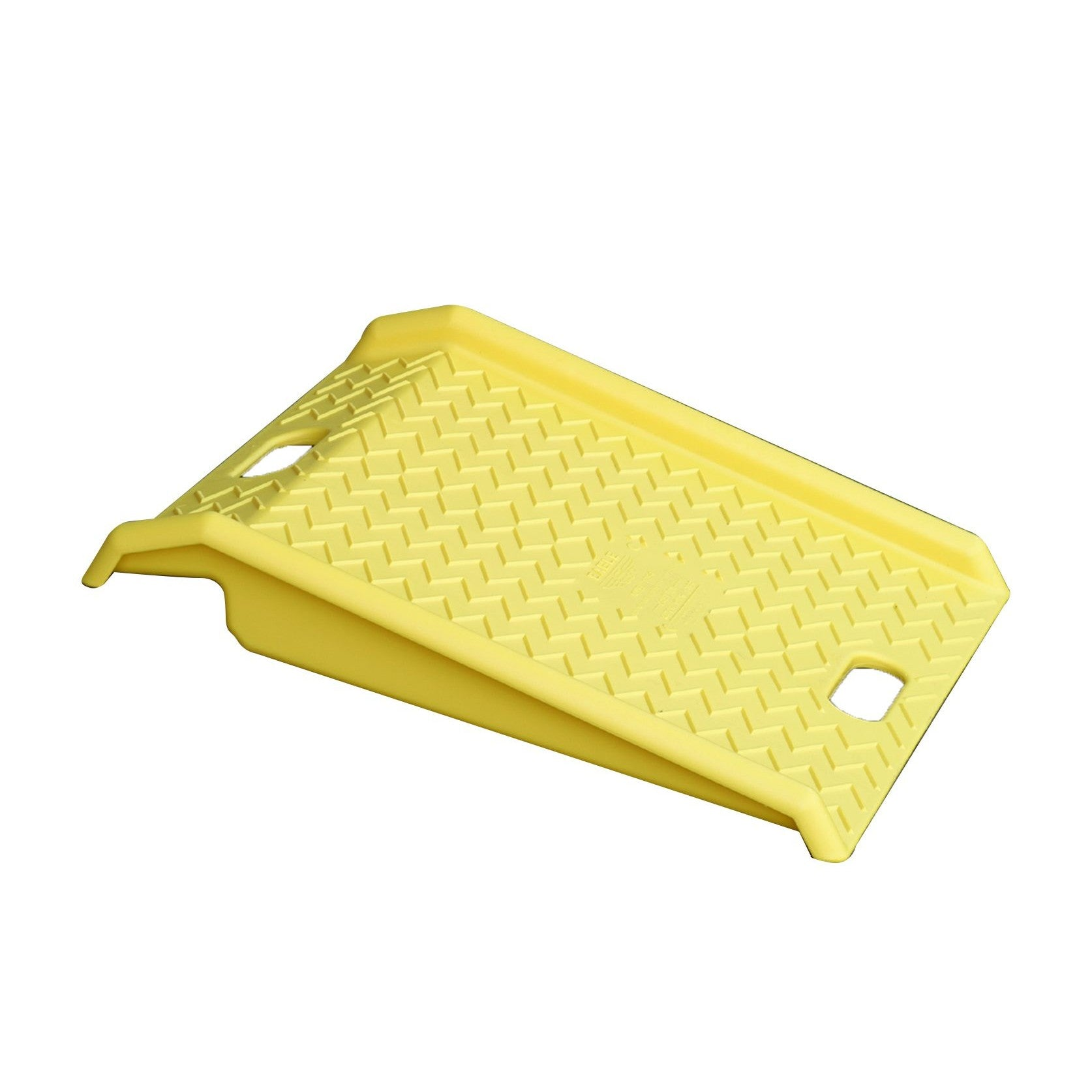 Poly Curb Ramp Yellow