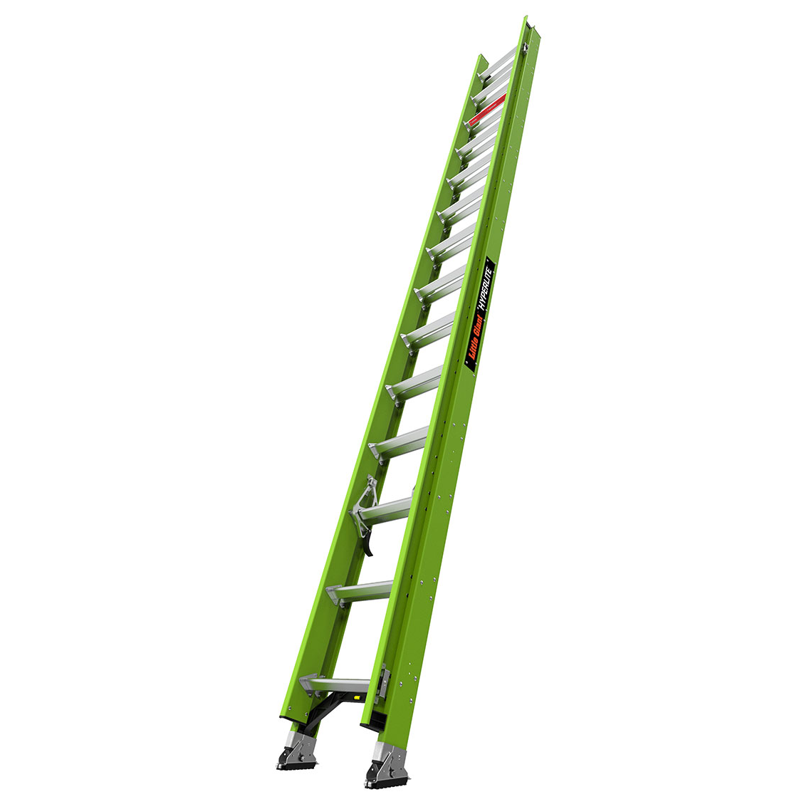 28 Ft. HyperLite Fiberglass Extension Ladder - Type IA