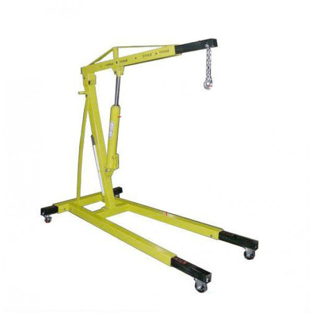 Telescoping Floor Crane