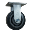 "5"" x 2"" Polymadic Wheel Rigid Caster - 750 lbs. capacity"