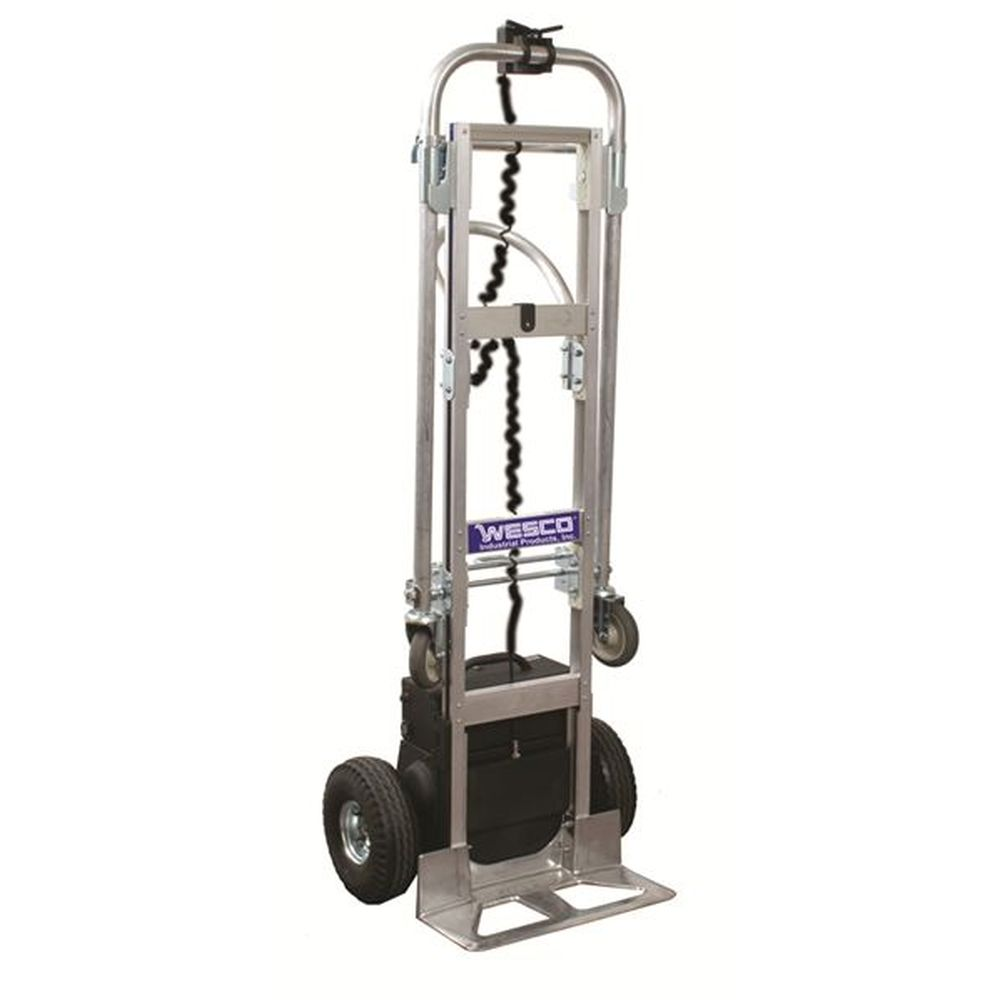 Battery Powered CobraPRO Sr convertible Aluminum Hand Truck