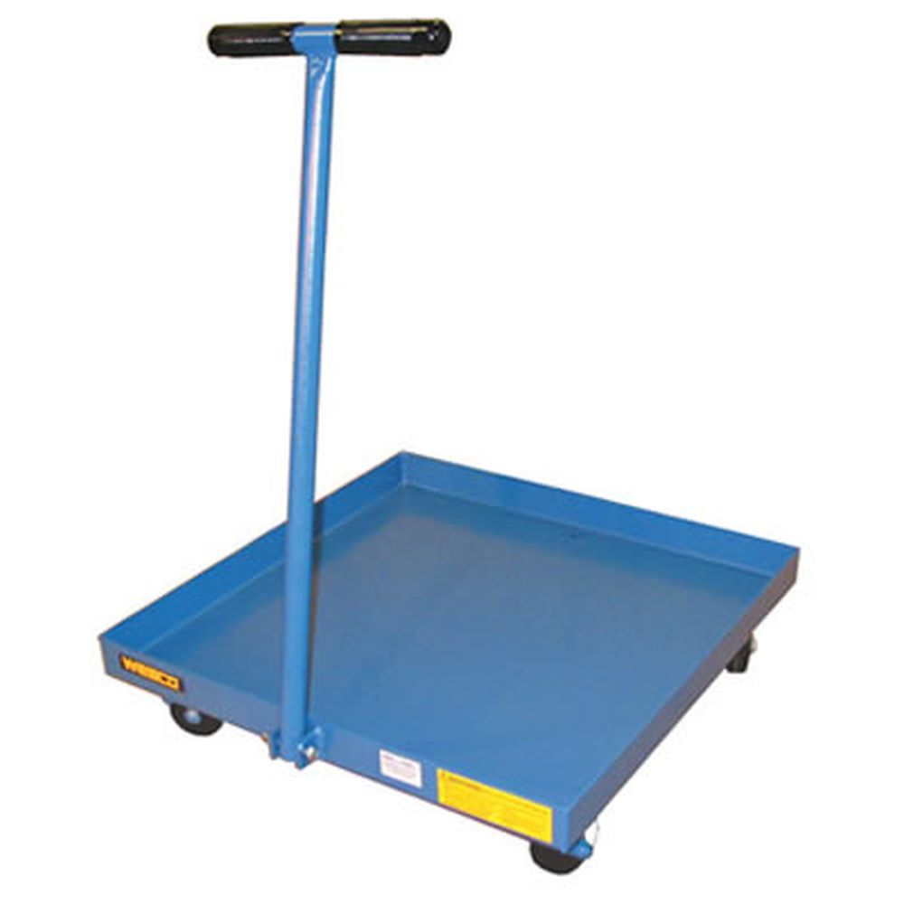 Wesco® Drum Platform Truck - 240040