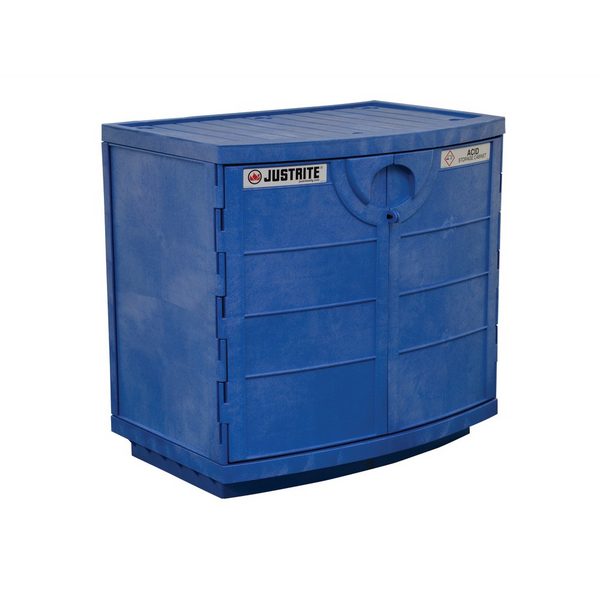 Polyethylene Corrosives/Acid Safety Cabinet