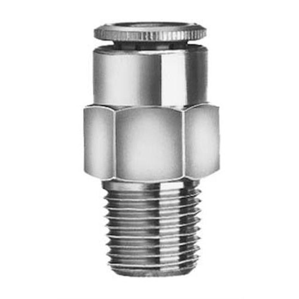 Quicklinc Tubing Adapter—Male Straight