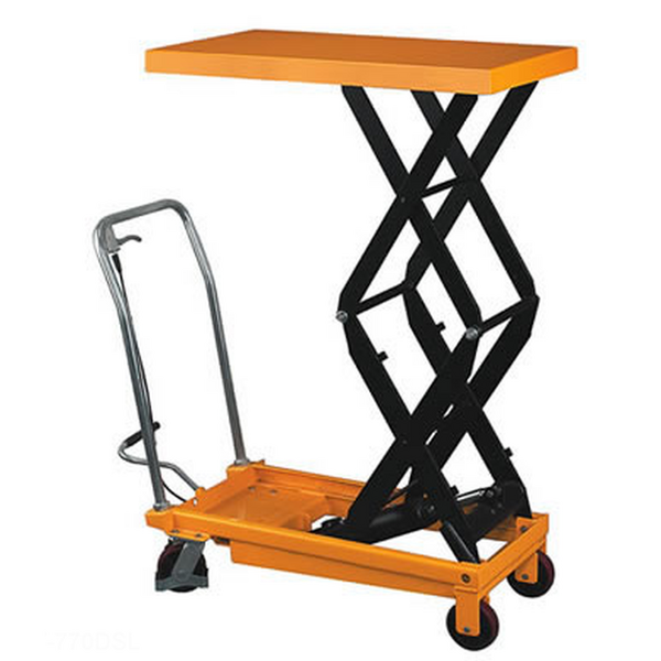 Double Scissors High Lift Table