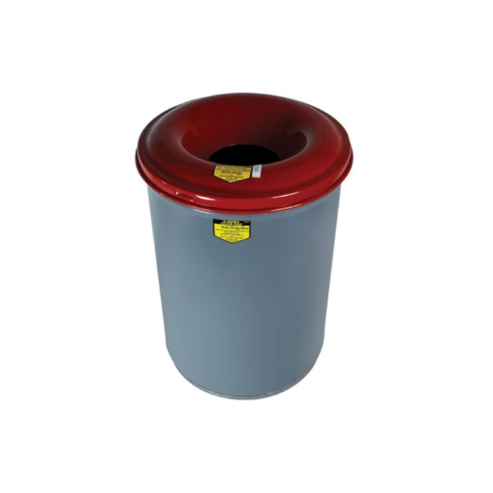 Cease Fire Heavy Duty 30 Gallon Steel Head and Waste Receptacle