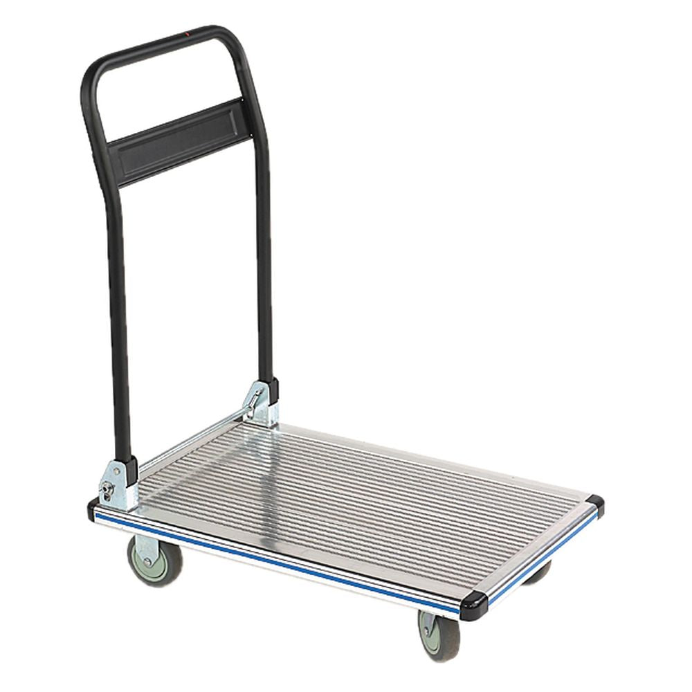 Aluminum Folding Handle Cart - 350lb. Capacity