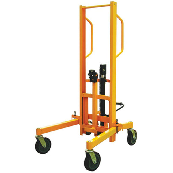 High-Lift Hydraulic Drum Truck