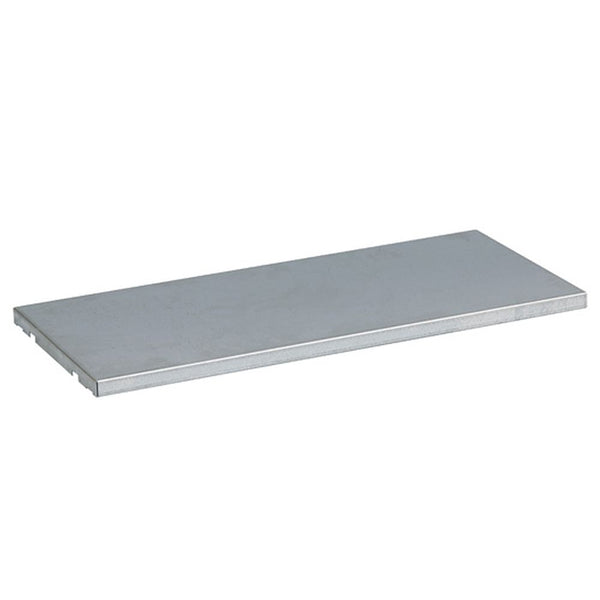 SpillSlope Steel Half-Depth Shelf For 55-Gal & Double-Duty 115-Gal Cab