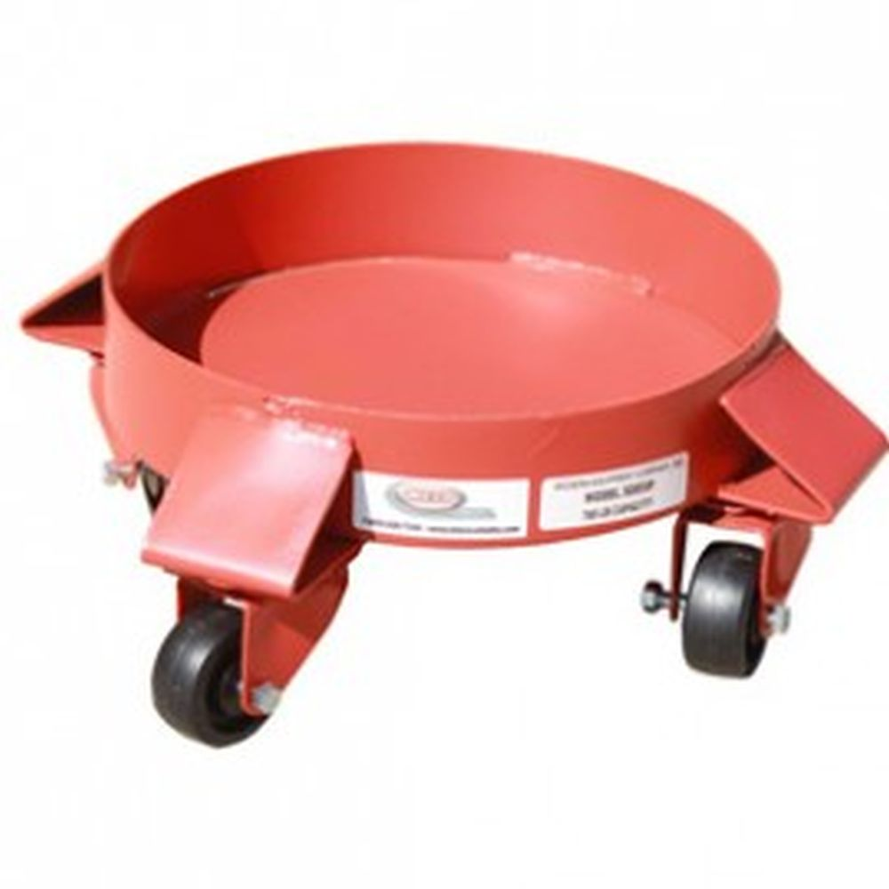 5 Gallon Solid Deck Drum and Bucket Dolly