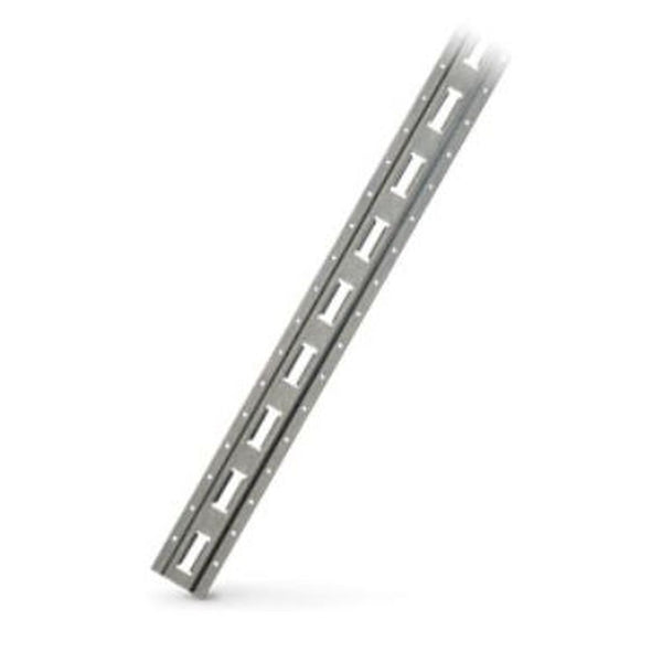 Galvanized Vertical Logistic Track 5' (Pack of 2)