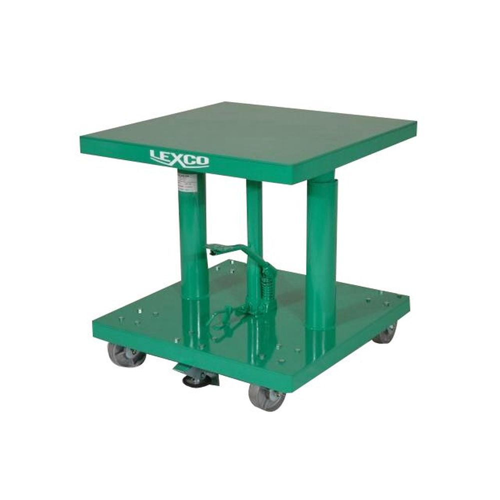 Foot Operated Hydraulic Lift Table