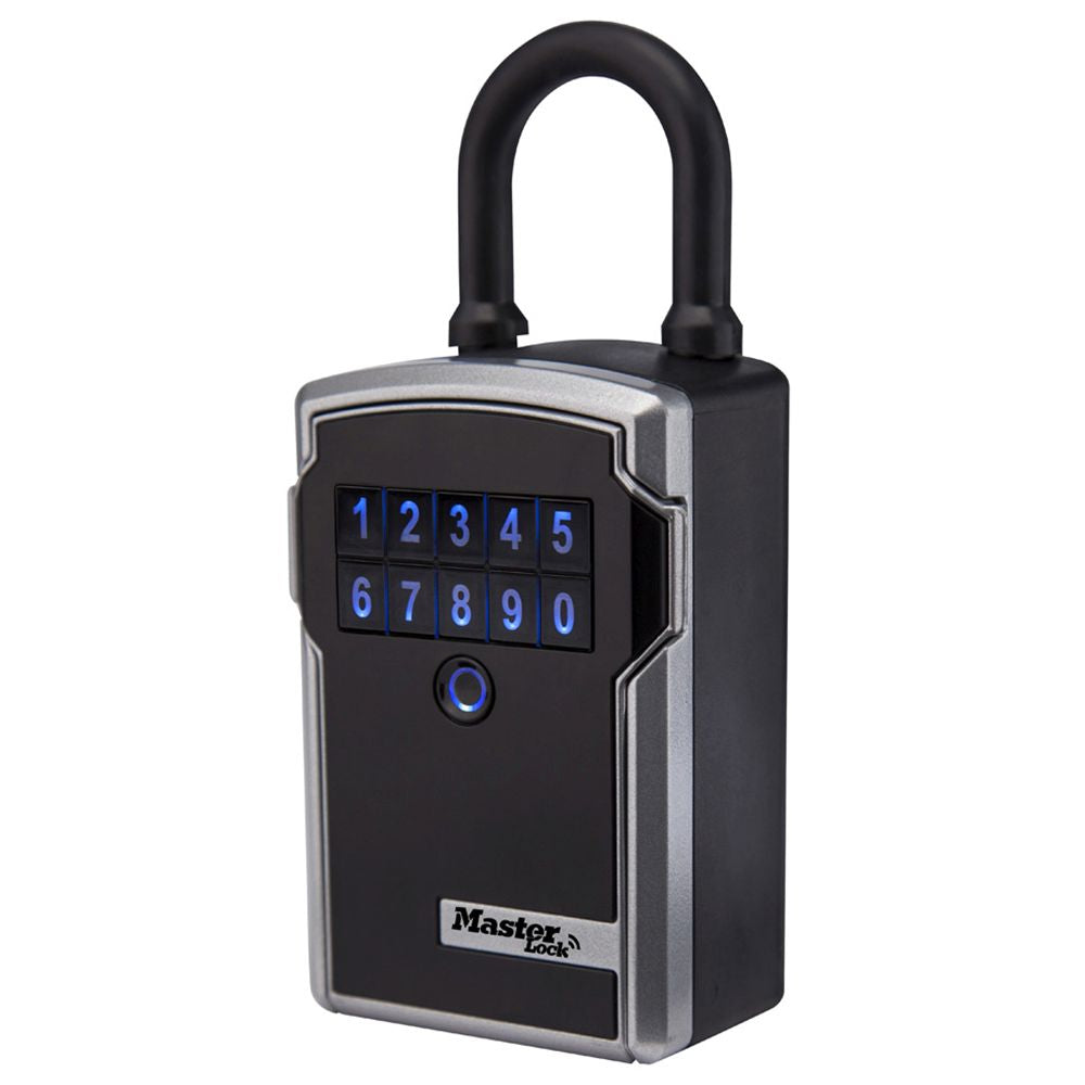 Master Lock Bluetooth Lock Box - Portable