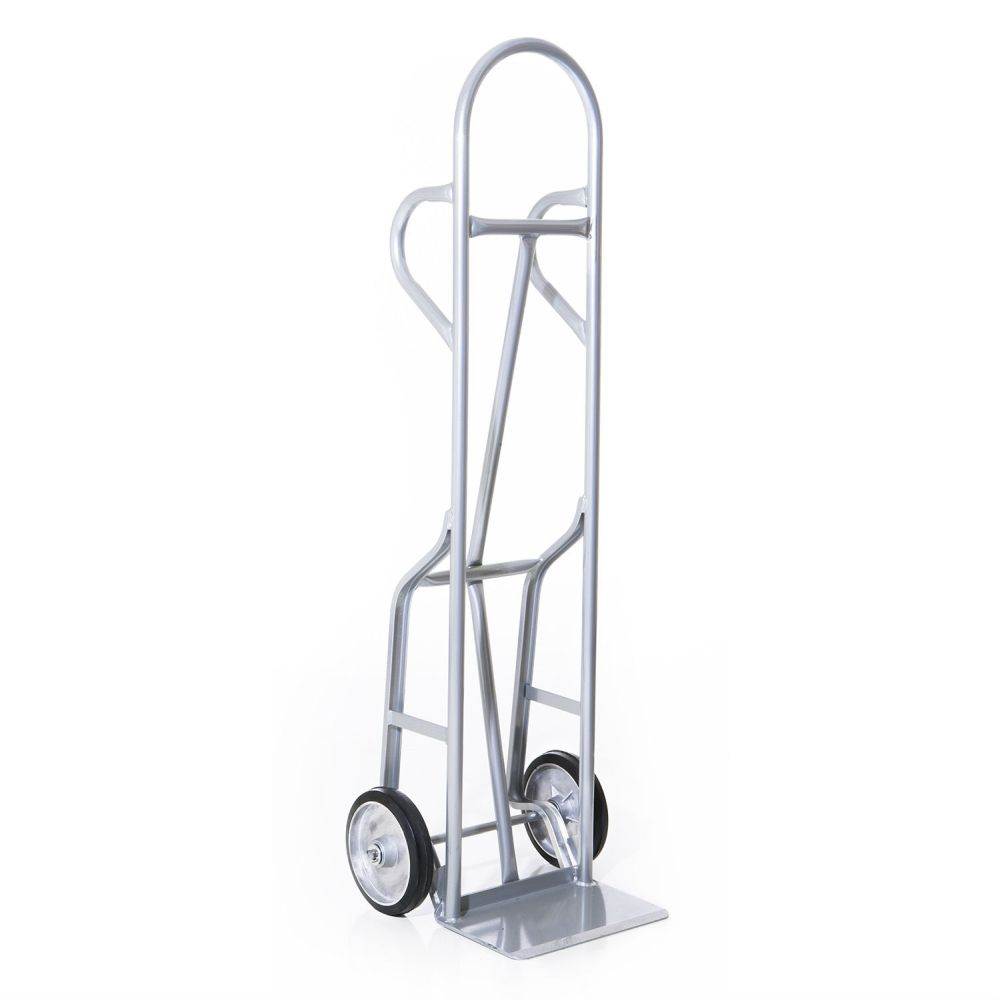 Continuous Loop Steel Hand Truck w/ Rubber Wheels (55
