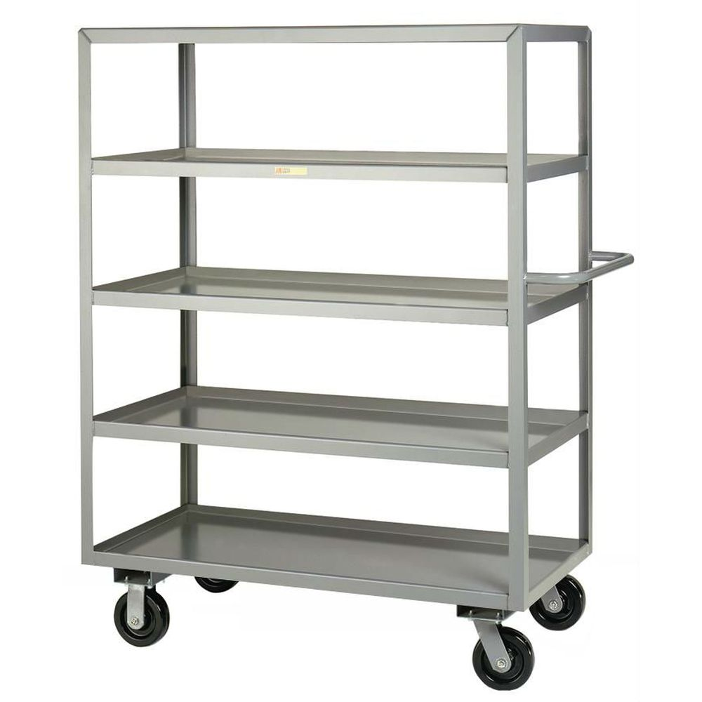 Multi-Shelf Truck (5 Lipped Shelves)