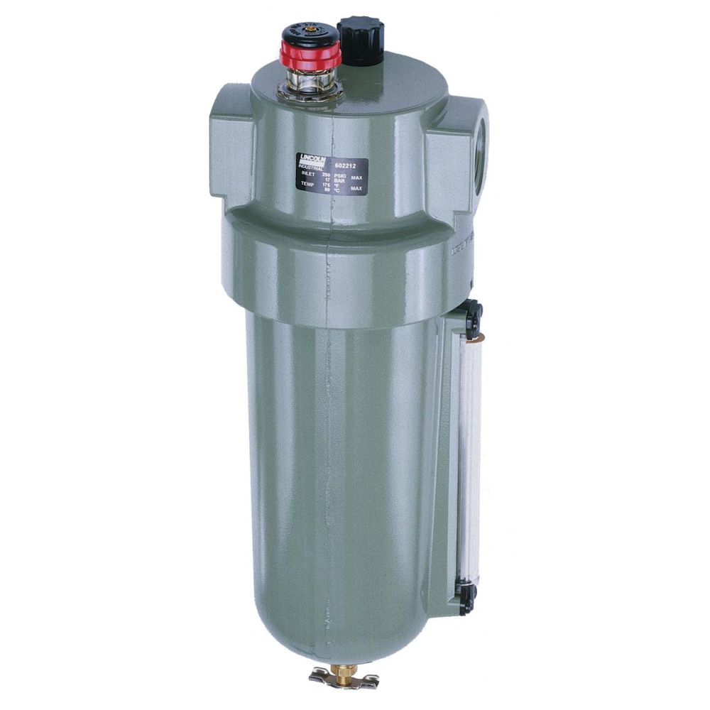 1In. High Capacity Lubricator