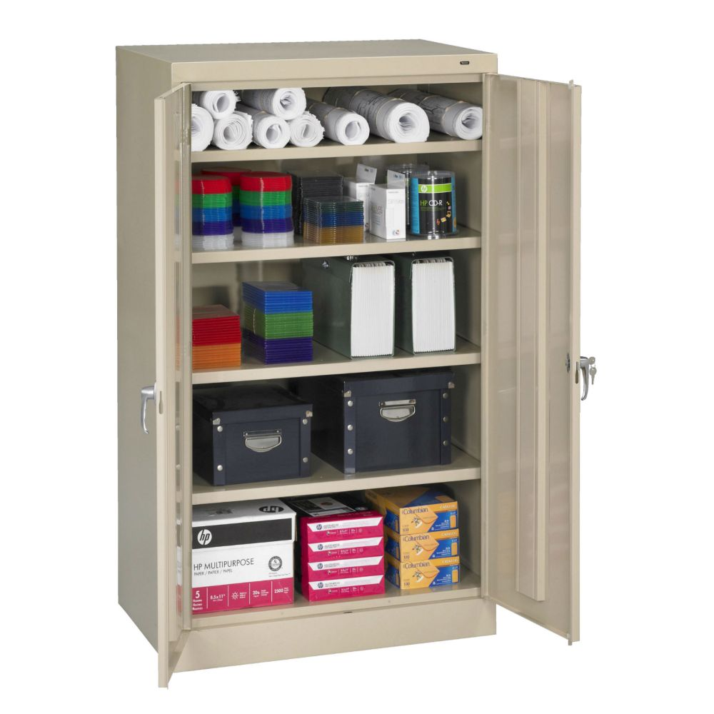 High Std. Welded Storage Cabinet  5' H (Pre-Ass.) 36