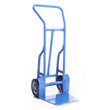 Shovel Nose Hand Truck w/ Solid Rubber Wheels
