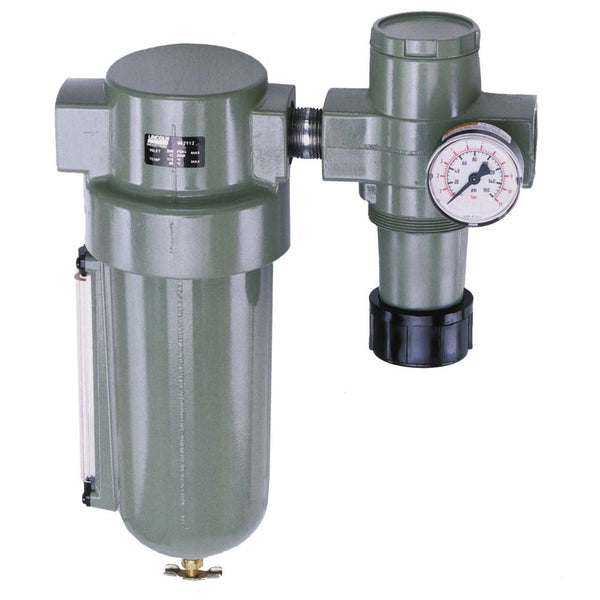 "3/4"" Filter-Regulator W/ Gauge"
