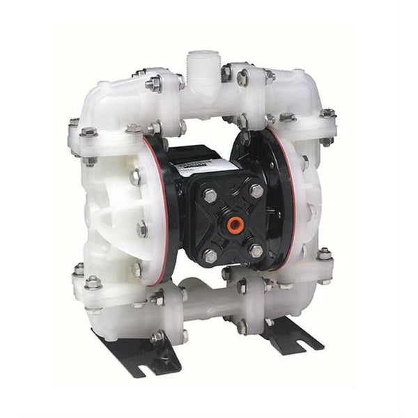 "Diaphragm Pump Poly 1/2"" for Abrasive Materials"
