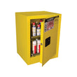 Sure-Grip Ex Benchtop Flammable Safety Cab, 24 Aerosol Cans, 1 M/C Dr