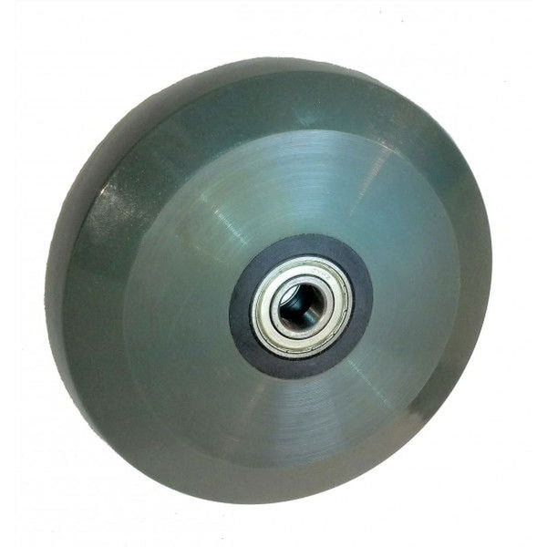 "8"" x 2"" Ergolastomer Wheel - 2000 lbs. Capacity"