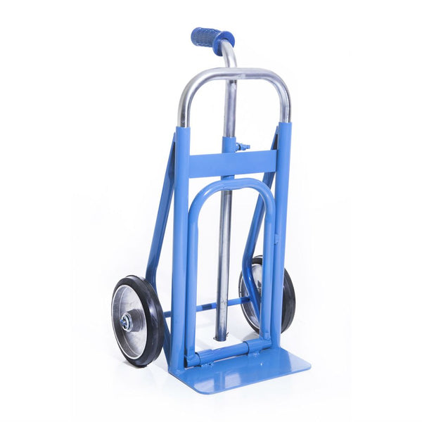 "Salesman Collapsible Hand Truck w/ 8"" Wheels"