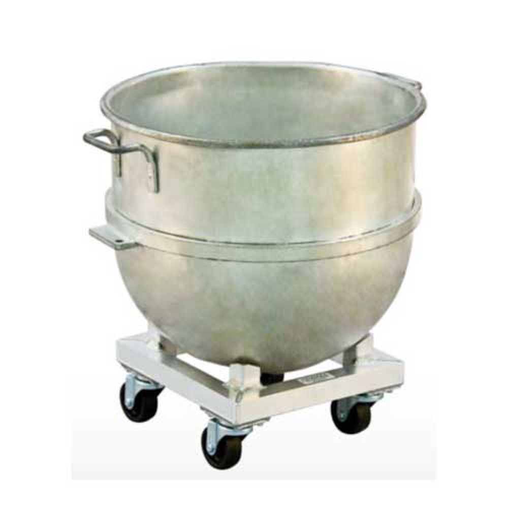 Mixer Bowl Dolly for 80 qt. Bowl