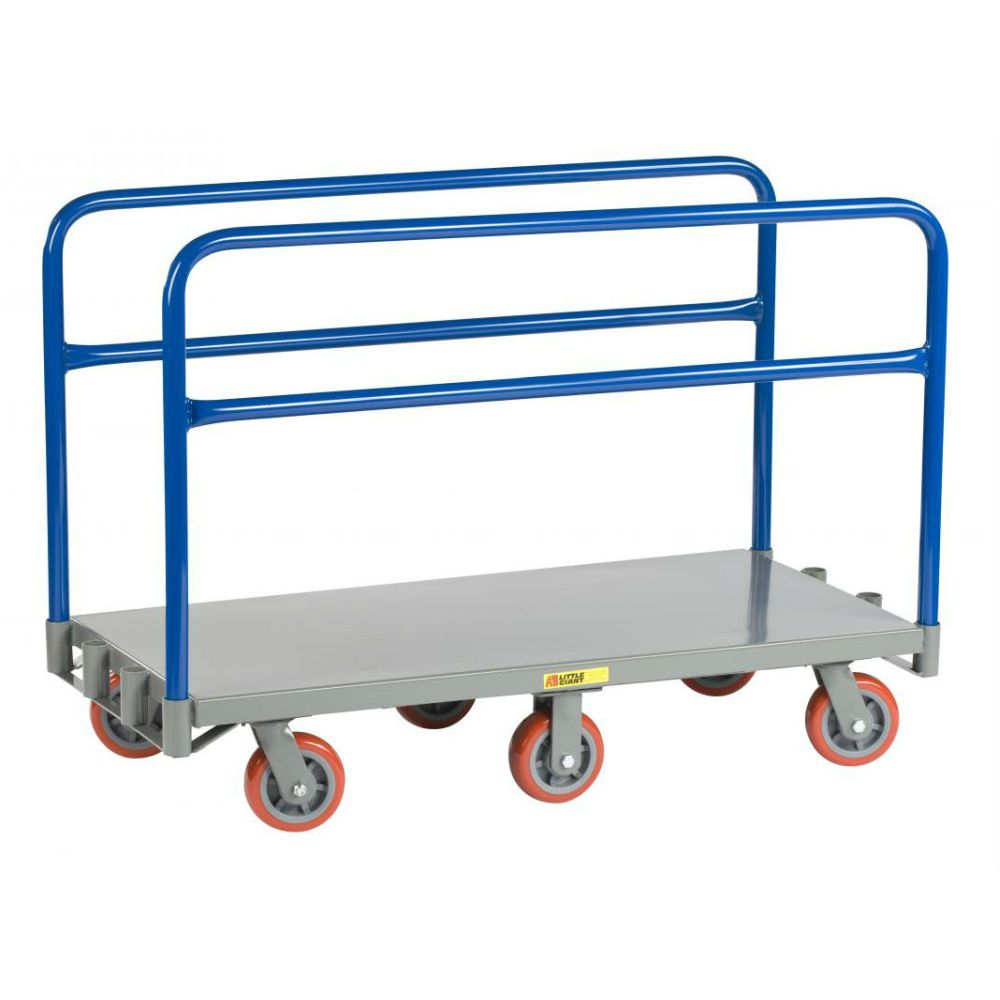 6-Wheel Adjustable Sheet and Panel Truck