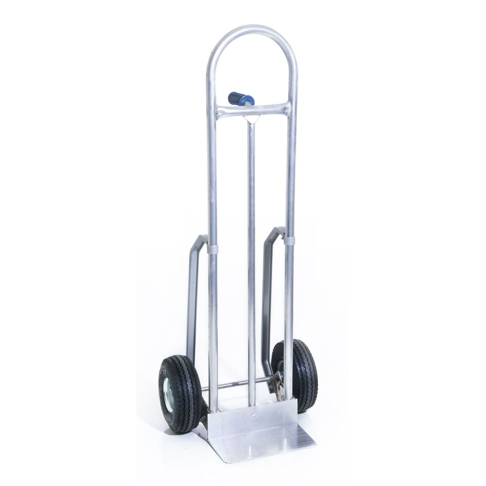 Aluminum Hand Truck Continuous Loop Pin, Pneumatic Wheels, 21