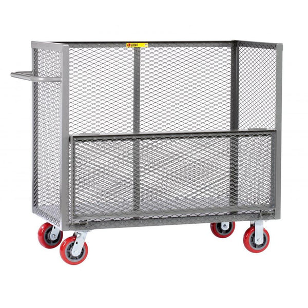Welded Drop Gate Truck
