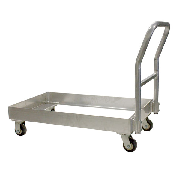 Chill Tray Dolly Double W/ Handle