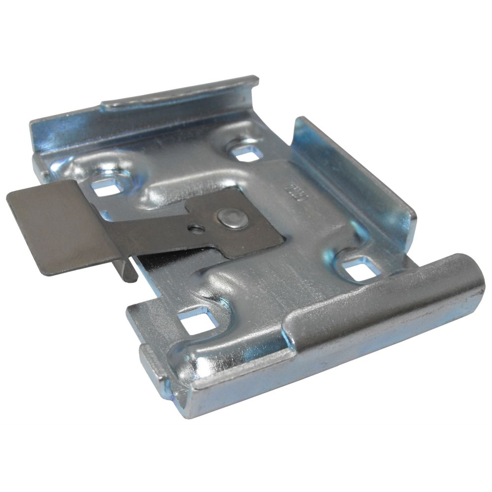 Quick Change Spring Clip Caster Plate (2-3/8