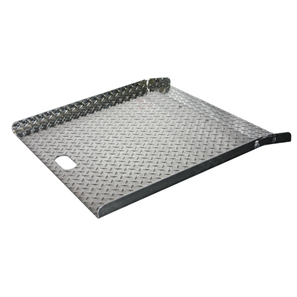 Tread Traction Curb Ramp (27