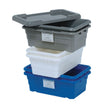"Cross Stack Totes 17-1/4"" x 11"" x 12"" (6 Pack)"