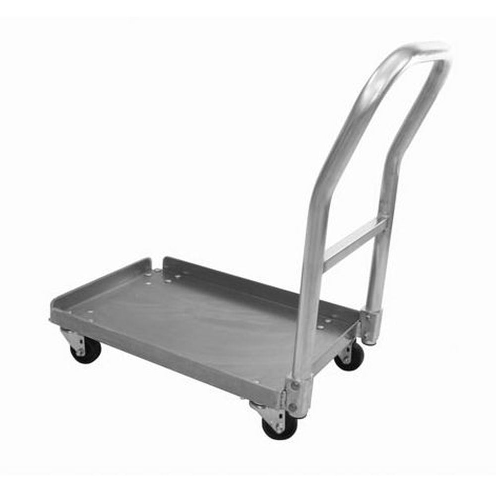 Bun Dough Pan Flat Dolly w/ Handle