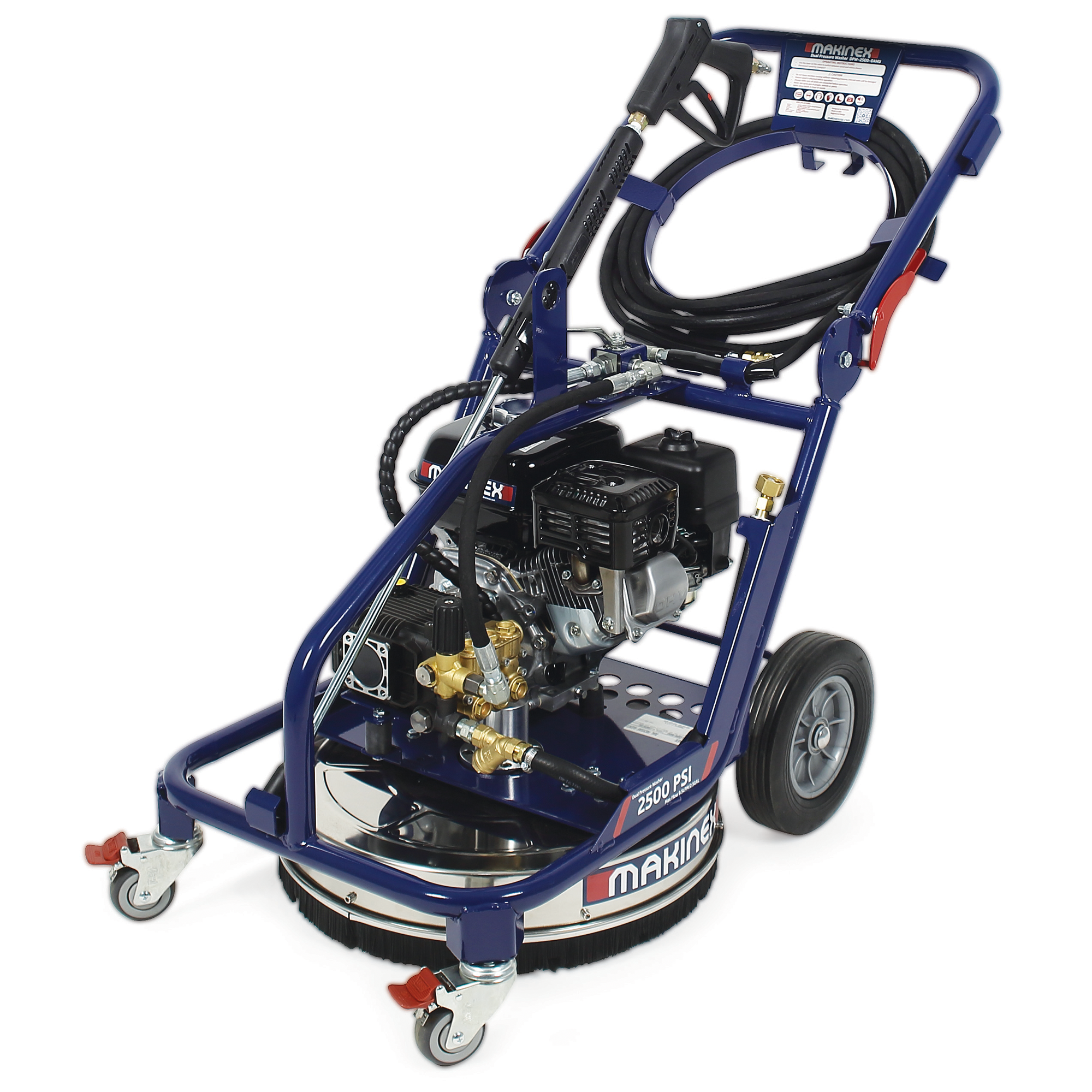 Makinex Dual Pressure Washer (2500 PSI)