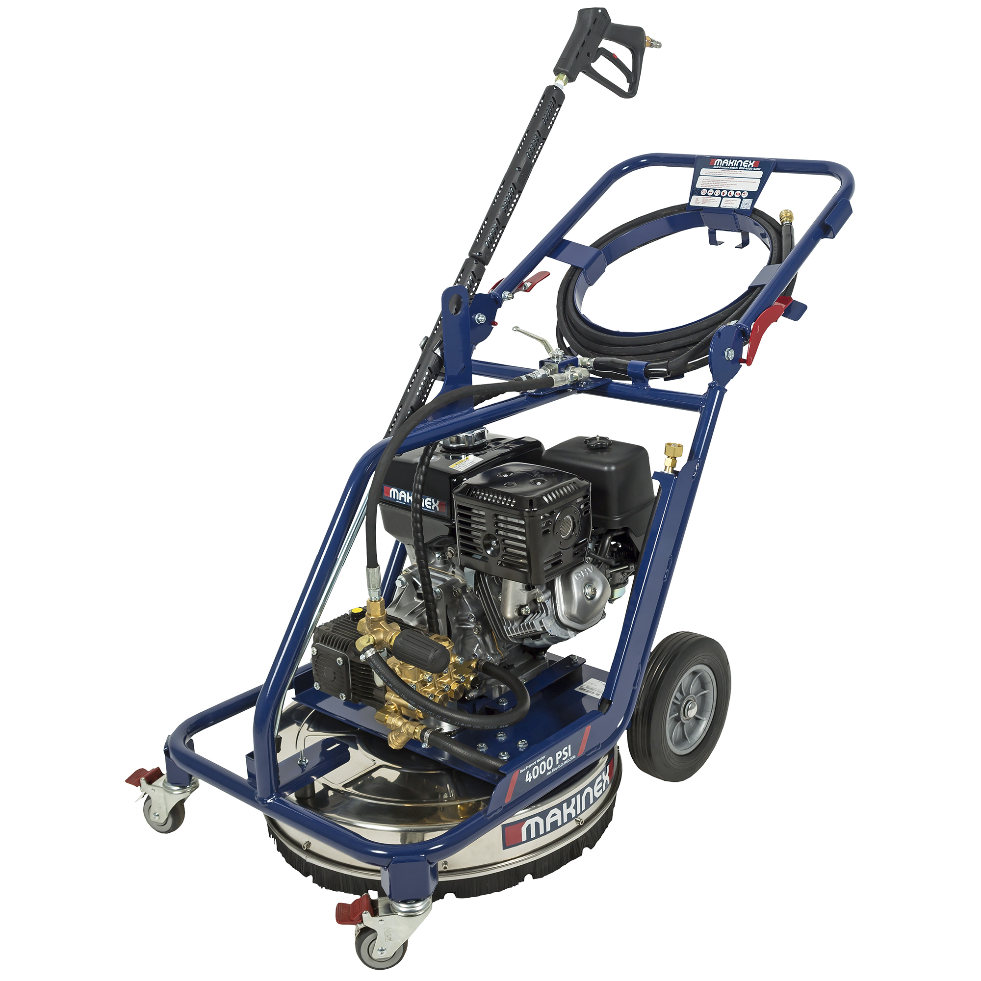 Makinex Dual Pressure Washer (4000 PSI)