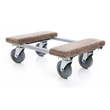 Carpeted Piano Dolly - 1,200lb Capacity