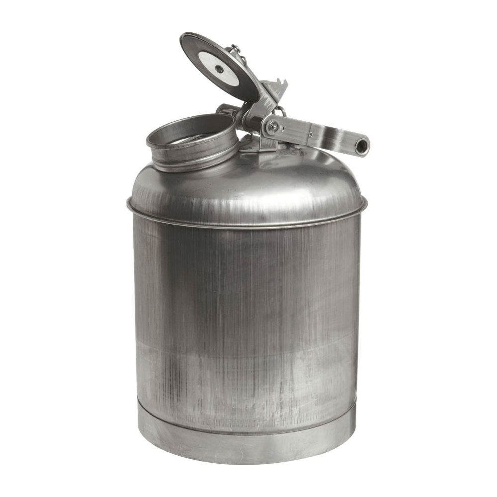 Disposal Can 5 Gal. Stainless Steel - 1325