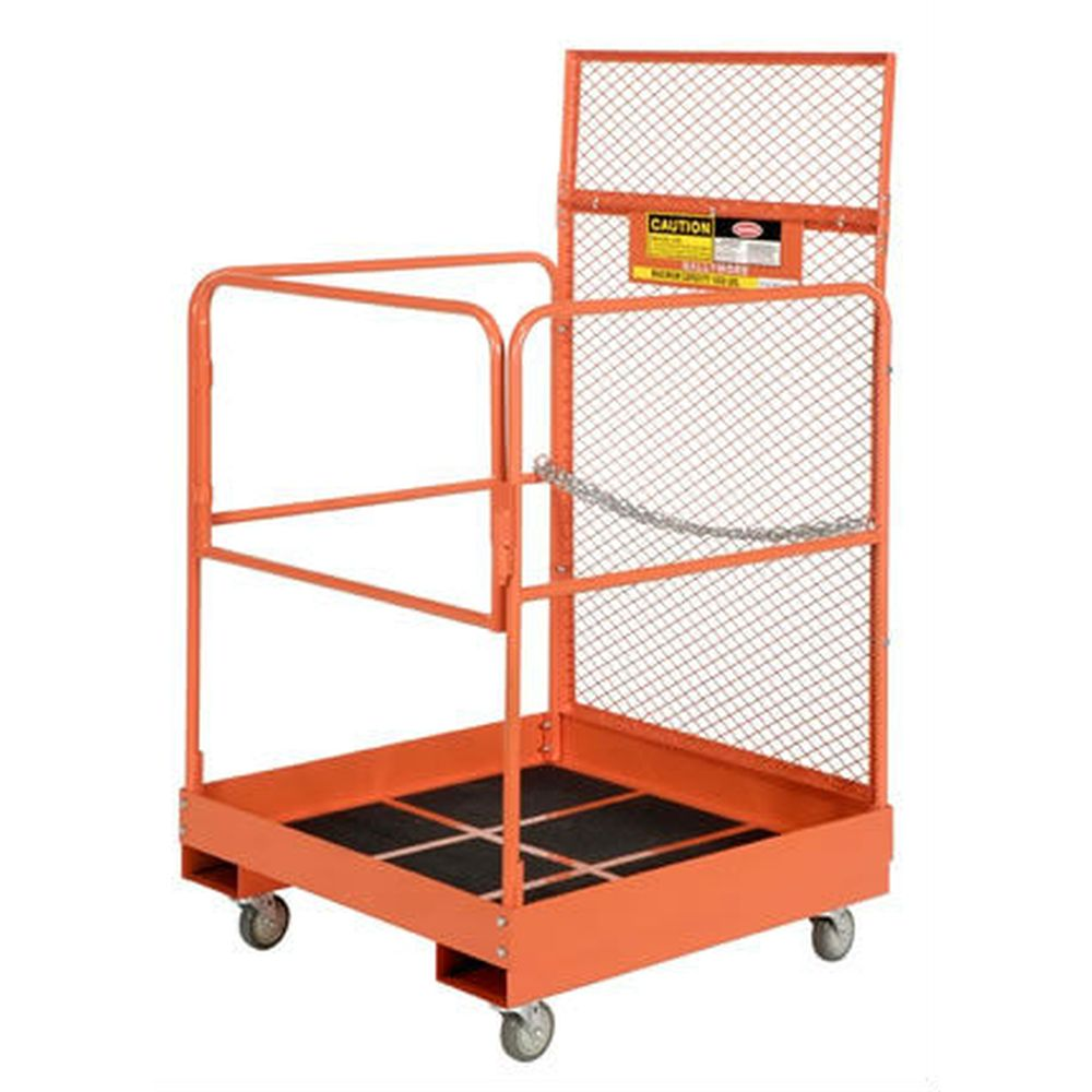 Collapsible Maintenance Platform w/ Casters