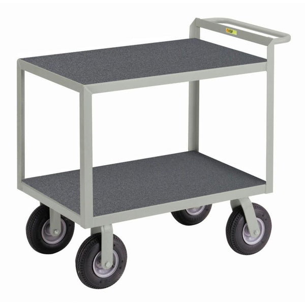 Instrument Cart W/ Hand Guard (Flush Top)