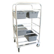 Heavy Duty Lug Cart 10 Tub Capacity