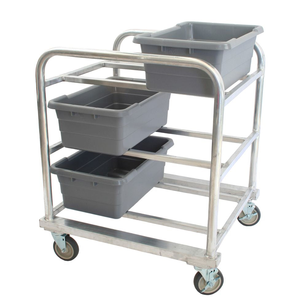 Heavy Duty Lug Cart 6 Tub Capacity