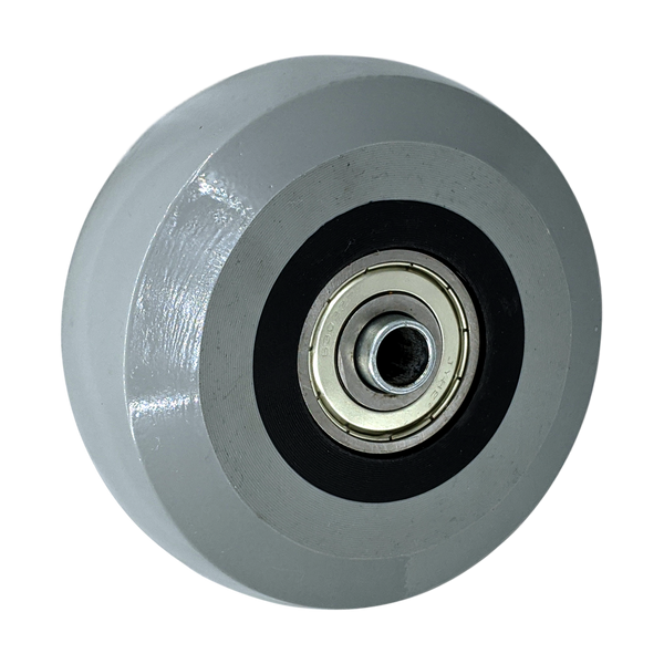 "5"" x 2"" Ergolastomer Wheel - 1400 lbs. Capacity"